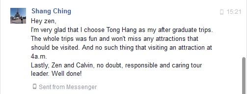 Shang Ching - Calvin