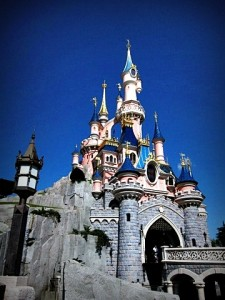 Europe Tour - Paris Disneyland