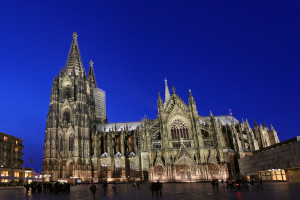 Europe Tour - Cologne Cathedral Germany