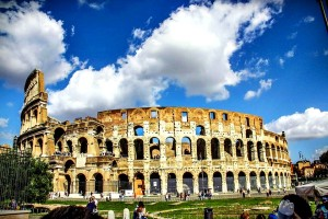Europe Tour - Colosseum at Rome